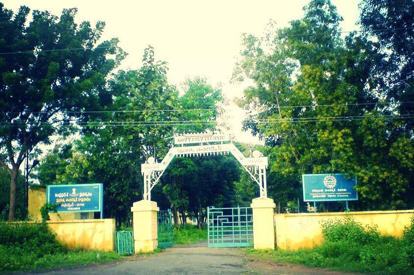 Government Polytechnic Kothagudem