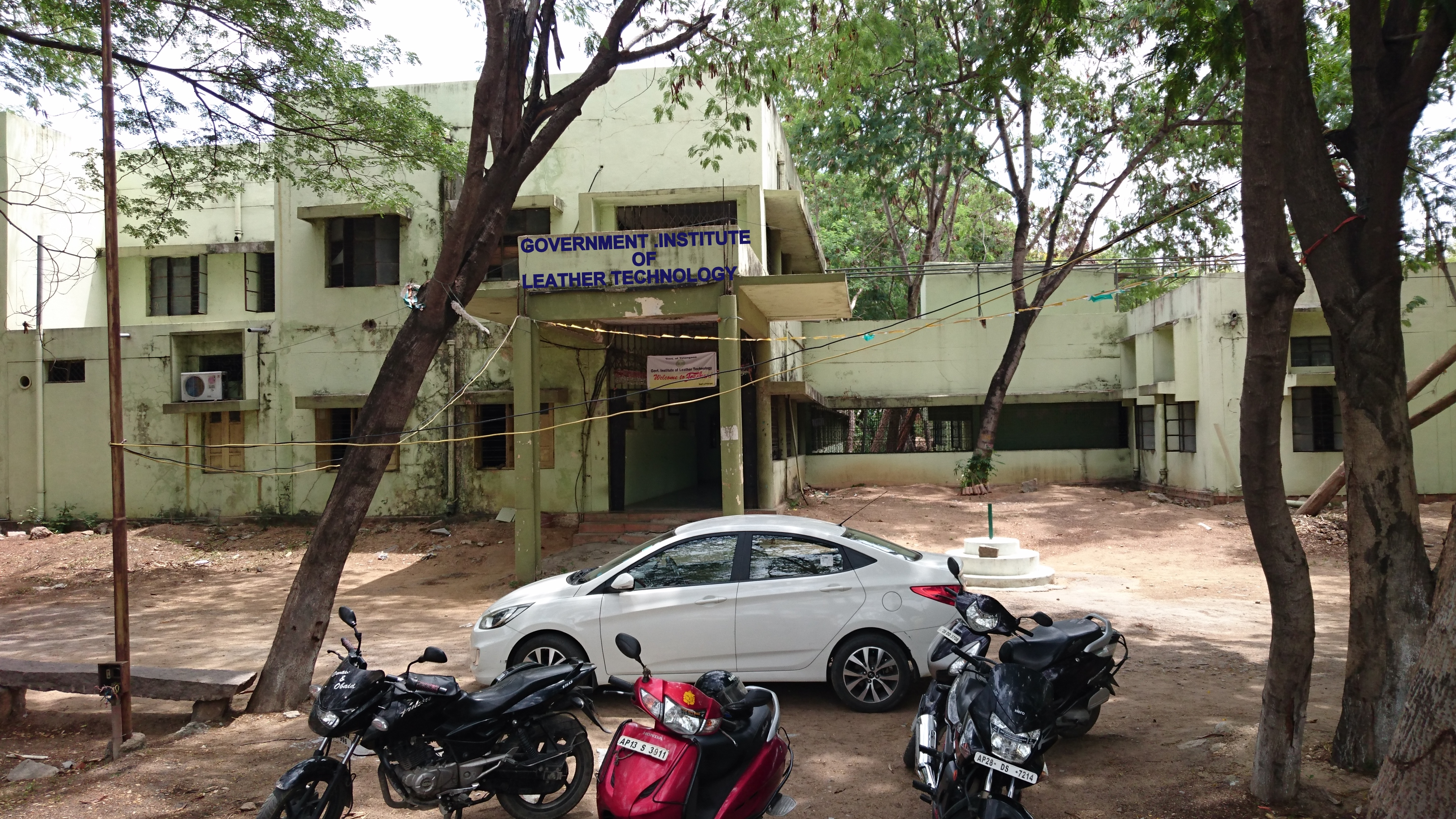 GOVERNMENT INSTITUTE OF LEATHER TECHNOLOGY
