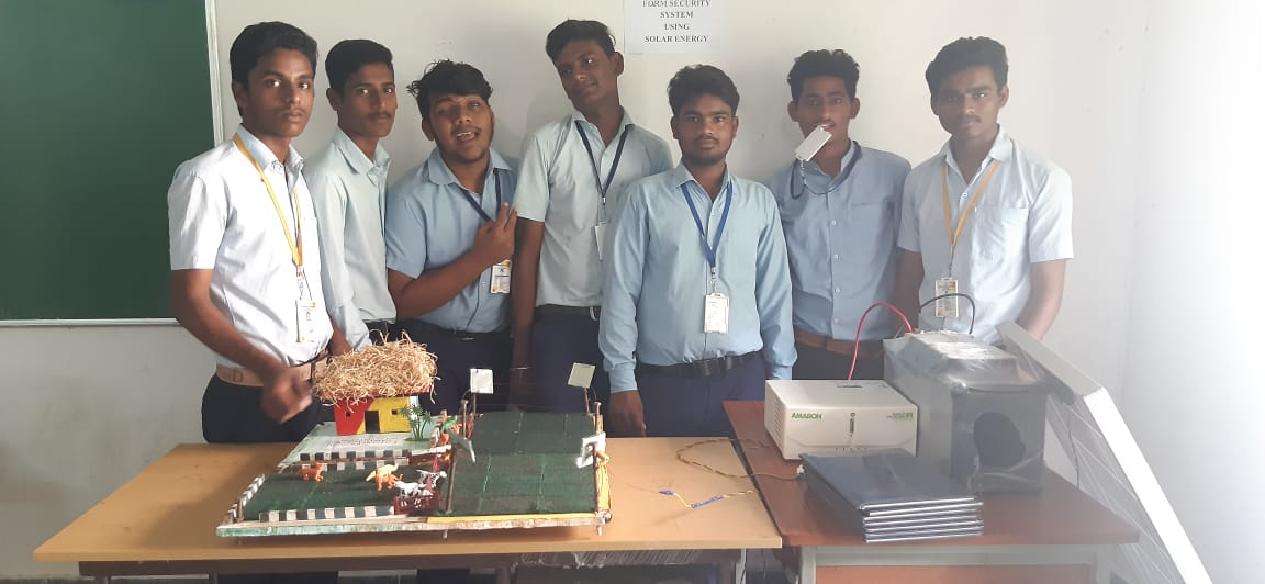 SRUJANA TECH FEST AT COLLEGE LEVEL